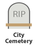Logo-City Cemetery