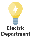 Logo-Electric Department