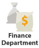 Logo-Finance Department