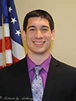 Finance Officer Justin Miller