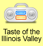 Logo-Taste of the Illinois Valley